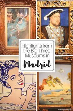 Do You Want Worldwide Vehicle Coverage? Highlights From The Prado, Reina Sofia, And Thyssen-Bornemisza Museums In Madrid, Spain Europe Destinations, Europe Travel Tips, European Travel, Travel Guides, Travel Goals, Tenerife, Spain Road Trip, Ibiza, Spain Travel Guide