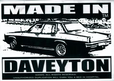 Made in Daveyton