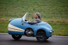 A Pipe, a Flat Cap, and a 1958 Brütsch Mopetta, then my life… – Sport Cars Microcar, Vintage Cars, Antique Cars, Bmw Autos, Car Museum, Weird Cars, Smart Car, Pedal Cars, Cute Cars
