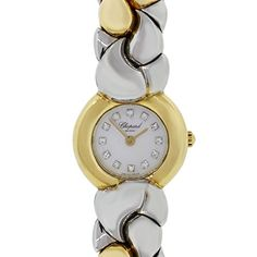Chopard Casmir quartz mother-of-pearl womens Watch 43/8417 (Certified Pre-owned) >>> Find out more about the great product at the image link.