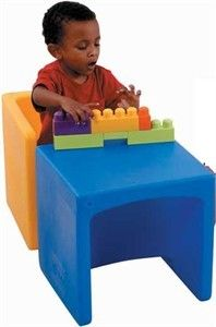Both durable and easily to clean, the Cube chair is a great choice for waiting rooms and classrooms. e.g $56.95http://www.sensoryedge.com/cuchbychfa.html
