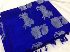 Pure Kanjeevaram Silk Sarees