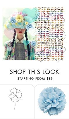 """""""Blume................"""" by neotericstudio ❤ liked on Polyvore featuring Blume and Gucci"""