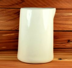 Vintage Creamer or Syrup Pitcher Marked Buffalo by MySongsDesigns, $14.99
