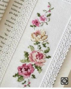 New Embroidery Funny Needlework 47 Ideas Cross Stitch Bookmarks, Cross Stitch Love, Cross Stitch Needles, Cross Stitch Flowers, Cross Stitch Charts, Cross Stitch Designs, Cross Stitch Patterns, Cross Stitching, Cross Stitch Embroidery