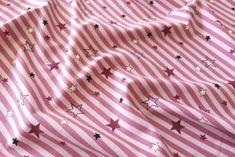 Abstracto Flores Algodón Elástico Lycra Jersey T-género para camisería Vestido De Punto Tejido Top