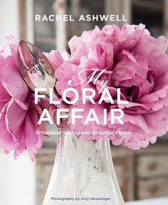 A journey to remember. / My Floral Affair book now available for preorder autographed copies on shabbychic.com for Feb delivery.