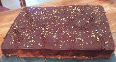 Passionnée de Sucré: Gâteau aux petits beurre de mon enfance