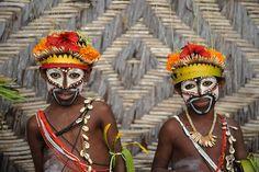 abelam tribe, papua new guinea