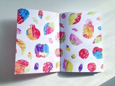 Eat Your Fruit zine by AlxndraCook on Etsy