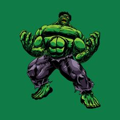 Check out this awesome 'Hulk' design on @TeePublic!