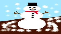 Do the Snowman Dance!!