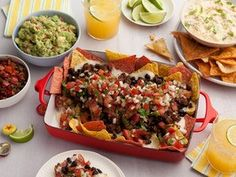 Cinco de Mayo! naturally nachos :-)