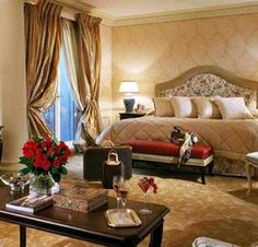The Monte Carlo suite... The sinner suite!
