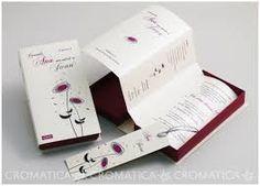 Resultado de imagen de invitaciones boda en caja