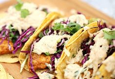 Alaskan Halibut season is here! Stock up on perfectly portioned Halibut fillets here at Sizzlefish and try out these easy ways to cook alaskan halibut. Shellfish Recipes, Seafood Recipes, Mexican Food Recipes, Tortilla Recipes, Burger Recipes, Meat Recipes, Fish Dishes, Seafood Dishes, Gourmet