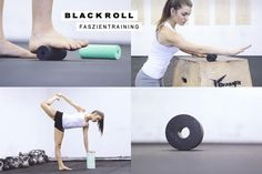 BLACKROLL – FASZIEN TRAINING   Effektive Übungen