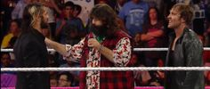 Mick Foley appeared on Sam Roberts' Wrestling podcast, in which Foley talked about Santa, his upcoming comedy special on the WWE Network, his promo with Dean Ambrose and Seth Rollins, blood in WWE, not signing, and much more.