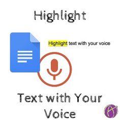 """Google Docs: Highli"