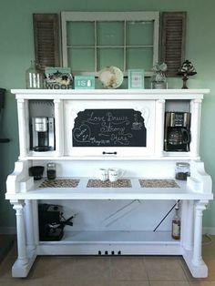 60 Best Repurposed Pianos images | Old pianos, Furniture ...