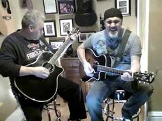I'm Eighteen Alice Cooper Cover by the Miller Brothers - YouTube
