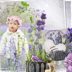 senteur lavande by bee creation Digital Scrapbooking, Creations, Bee, Crown, Invitations, Gallery, Layouts, Jewelry, Lavender