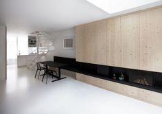 Departamento minimalista Amsterdam