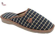 Foster Footwear , Ouvertes à l'arrière mixte adulte homme garçon - gris -  Edgar