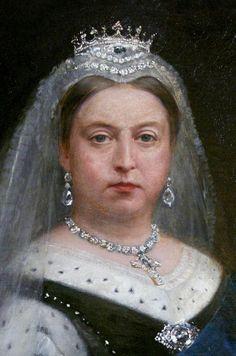 Une tiare de la reine Victoria menacée d'exportation