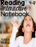Reading Interactive Notebook (4-8)