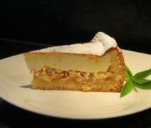 Lilly's Rahmkuchen mit Äpfeln