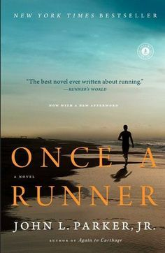 Once a Runner by John L. Parker, Jr. My all time favorite summer read and book about running in general. Always gets me pumped up to be a part of this running community! @oiselle
