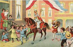 vintage Jan schenkman illustration