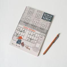 Shinzi Katoh Paddington Bear A5 Notebook