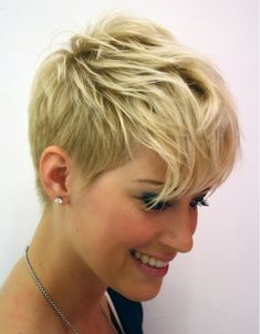very short hairstyles for fine thin hair