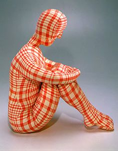 Plaid. Louise Bourgeois.