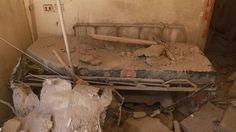 إدانات دولية بعد قصف النظام مستشفى ميداني في #حلب المحاصرة www.orient-news.net