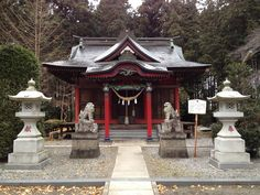 Shirahige shrine in Tochigi Prefecture