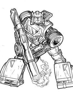 Transformers Tegninger Til Farvel 230 Gning Printbare