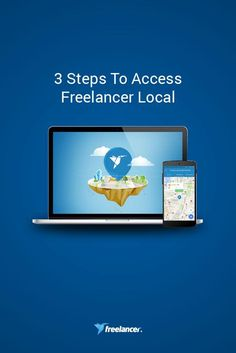 3 Steps to Access Freelancer Local  #freelancer #freelancer #freelancer.com #freelancing #work #jobs #onlinejobs