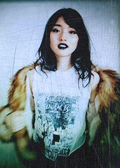 felishatolentino:    New blog w/ more photos of Jennifer Im (Clothes Encounters)www.felishatolentino.com