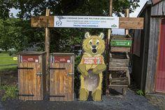 Objectif «Zéro déchet» au Parc Animalier de Sainte-Croix : bilan après 1 an d'expérimentation !