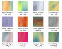Gamedev - 12 Texturized gradients backgrounds - CC0 License #gamedev #gameassets