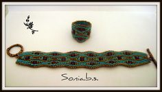 Los tesoros de Sonia. Bisutería Artesanal.: conjuntos y pulseras