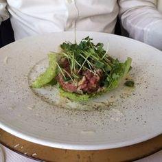 Ristorante Annaloro - Lier, Antwerpen, België. Carne cruda