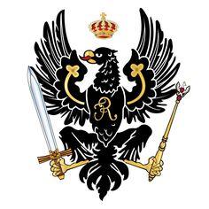 Wappen unter Friedrich II.