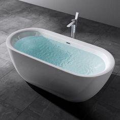 Durovin Bath Tub Vicenza 501 Design Modern Luxury Fiberglass Acrylic for sale online Clawfoot Bathtub, Freestanding Bathtub, Modern Luxury, Modern Design, Home And Garden, Bathrooms, Future, Bathroom Sinks, Shower Base