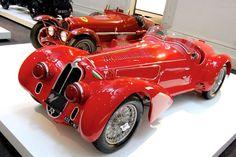 Ralph Lauren Car Collection - 1938 Alfa Romoe 8C 2990 Mille Miglia
