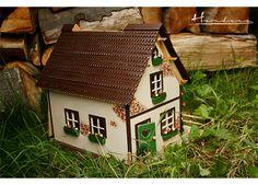 casa_dar_5 Bird, Outdoor Decor, House, Home Decor, Houses, Decoration Home, Home, Room Decor, Birds