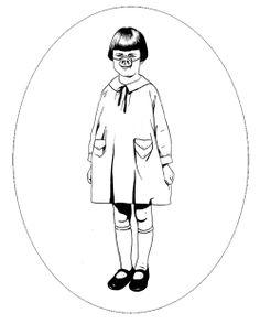 Louise Zergaeng Pomeroy: Illustration